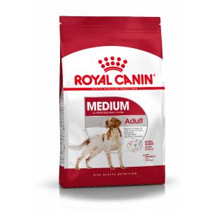 Сухой корм ROYAL CANIN Medium Adult для взрослых собак средних пород (4 кг)