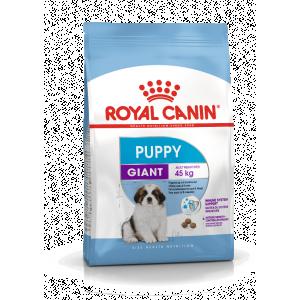 Сухой корм ROYAL CANIN Giant Puppy для щенков гигантских пород (15 кг)