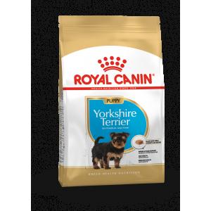 Сухой корм ROYAL CANIN Yorkshire Junior для щенков йоркширских терьеров (0,5 кг)