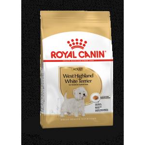 Сухой корм ROYAL CANIN West Highland White Terrier корм для собак породы вест (3 кг)