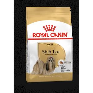 Сухой корм ROYAL CANIN Shih Tzu для собак породы ши-тцу с 10 месяцев (1,5 кг)