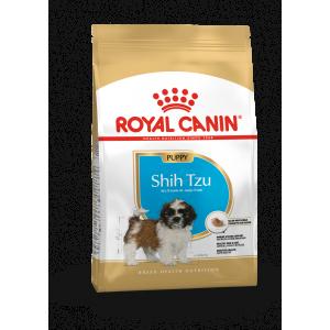 Сухой корм ROYAL CANIN Shih Tzu Junior для щенков породы ши-тцу (0,5 кг)