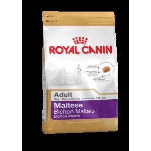 Сухой корм ROYAL CANIN Maltese для собак породы мальтийская болонка (1,5 кг)