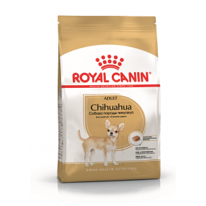 Сухой корм ROYAL CANIN Chihuahua для собак породы чихуахуа с 10 месяцев (3 кг)