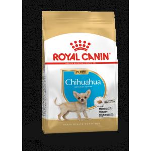 Сухой корм ROYAL CANIN Chihuahua Junior для щенков породы чихуахуа (0,5 кг)