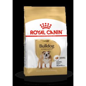 Сухой корм ROYAL CANIN Bulldog для собак породы английский бульдог с 12 месяцев (3 кг)