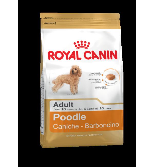Сухой корм ROYAL CANIN Poodle для собак породы пудель с 10 месяцев (0,5 кг)