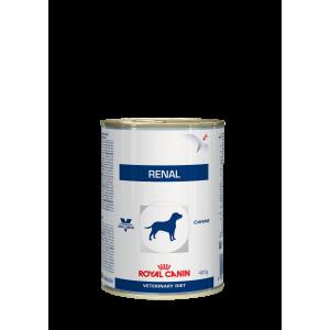 Консервы ROYAL CANIN RENAL CANIN влажная диета для собак при почечной недостаточности (0,41 кг)