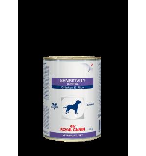 Консервы ROYAL CANIN SENSITIVITY CANIN CHICKEN влажная диета для собак (0,42 кг)
