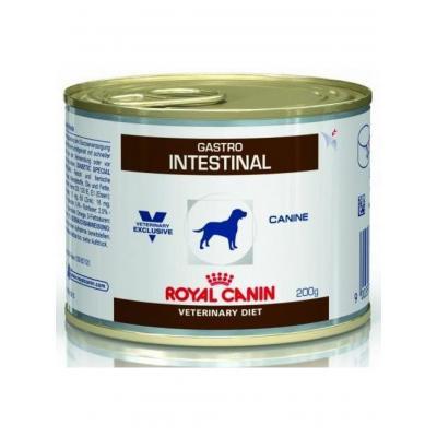 Консервы ROYAL CANIN GASTRO INTESTINAL CANIN влажная диета для собак (0,4 кг)
