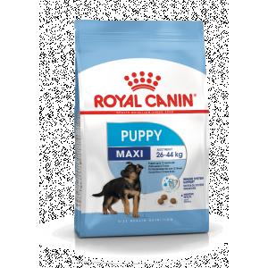 Сухой корм ROYAL CANIN Maxi Junior для щенков собак крупных пород с 2 месяцев (4 кг)