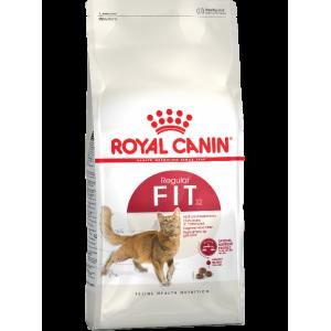 Сухой корм ROYAL CANIN Fit для кошек от 1 до 10 лет (4 кг)