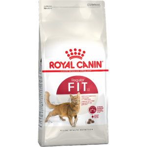 Сухой корм ROYAL CANIN Fit для кошек от 1 до 10 лет (15 кг)