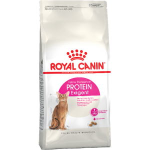 Сухой корм ROYAL CANIN Exigent Protein Preference для привередливых кошек (2 кг)