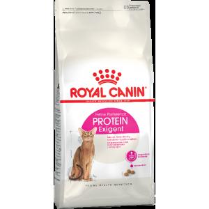 Сухой корм ROYAL CANIN Exigent Protein Preference для привередливых кошек (4 кг)