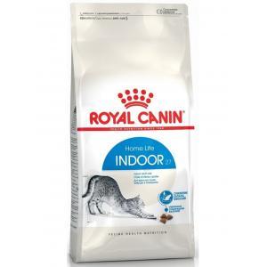 Сухой корм ROYAL CANIN Indoor для кошек, живущих в помещении (4 кг)