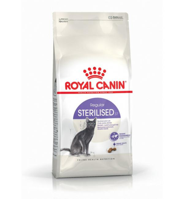 Сухой корм ROYAL CANIN Sterilised для кошек после стерилизации (2 кг)