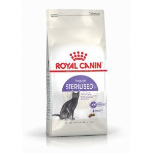 Сухой корм ROYAL CANIN Sterilised для кошек после стерилизации (4 кг)