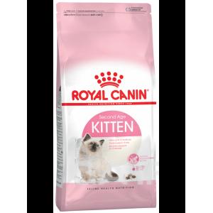 Сухой корм ROYAL CANIN Kitten для котят 4-12 месяцев (4 кг)