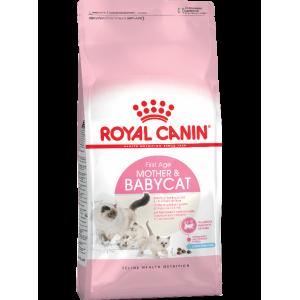 Сухой корм ROYAL CANIN Mother&Babycat для котят 1-4 месяцев (0,4 кг)