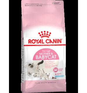 Сухой корм ROYAL CANIN Mother&Babycat для котят 1-4 месяцев (2 кг)