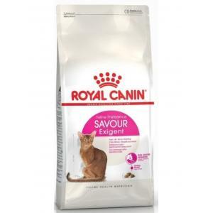 Сухой корм ROYAL CANIN Exigent Savour Sensation для привередливых кошек (4 кг)