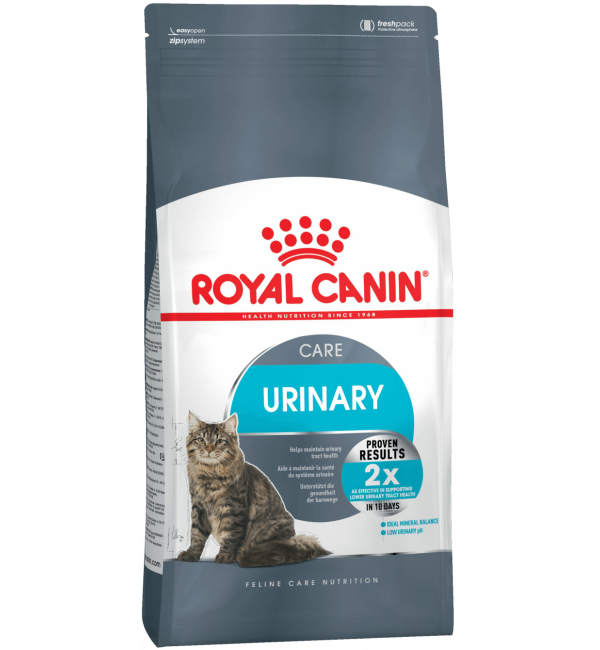 Сухой корм ROYAL CANIN Urinary Care Feline для взрослых кошек (4 кг)