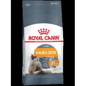 Сухой корм ROYAL CANIN Hair & Skin Care для кошек до 10 лет (10 кг)