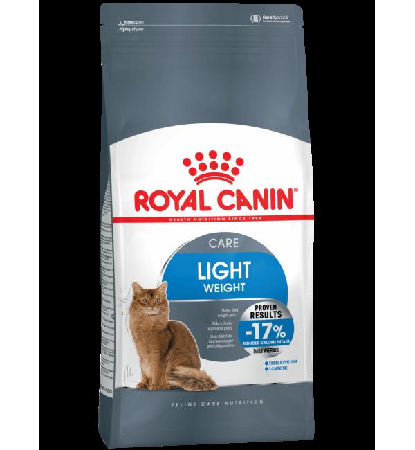 Сухой корм ROYAL CANIN Light Weight Care для кошек, склонных к полноте (3,5 кг)