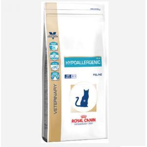 Сухой корм ROYAL CANIN Hypoallergenic Feline диета для кошек при аллергии (0,5 кг)