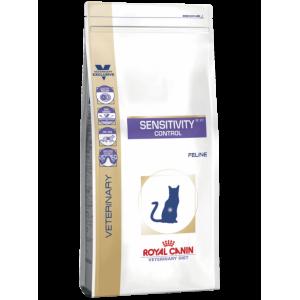 Сухой корм ROYAL CANIN Sensitivity Control Feline диета для кошек (0,4 кг)