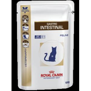 Влажный корм ROYAL CANIN GASTRO-INTESTINAL FELINE влажная диета для кошек (0,1 кг)