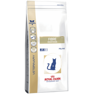 Сухой корм ROYAL CANIN Fibre Response Feline диета для кошек (0,4 кг)
