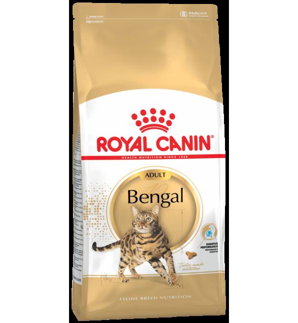 Сухой корм ROYAL CANIN Bengal для бенгальских кошек (0,4 кг)