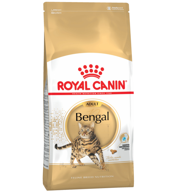 Сухой корм ROYAL CANIN Bengal для бенгальских кошек (10 кг)