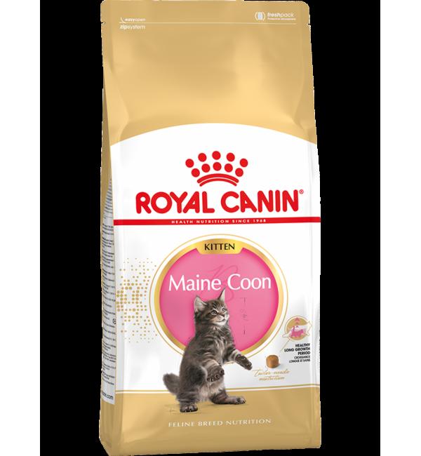 Сухой корм ROYAL CANIN KITTEN MAINE COON для котят мэйн кунов (0,4 кг)