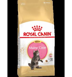 Сухой корм ROYAL CANIN KITTEN MAINE COON для котят мэйн кунов (4 кг)