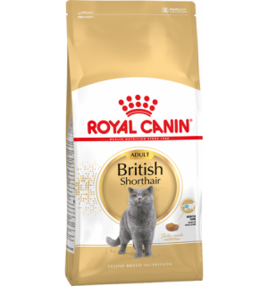 Сухой корм ROYAL CANIN British Shorthair для британских короткошорстных кошек (2 кг)
