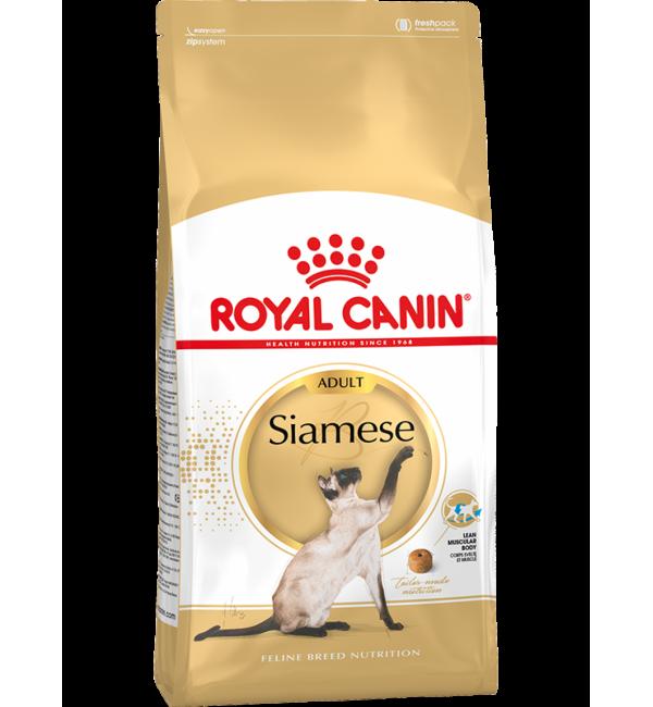 Сухой корм ROYAL CANIN Siamese для сиамских кошек с 12 месяцев (0,4 кг)