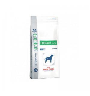 Сухой корм ROYAL CANIN Urinary Canin S/O - диета при лечении и профилактике мочекаменной болезни 2 кг