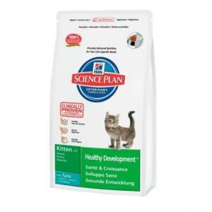 Сухой корм Hill's Science Plan для котят, с тунцом (0,3 кг)