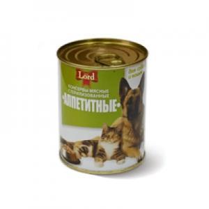 Консервы мясные «Аппетитные стандарт» (0,338 кг)