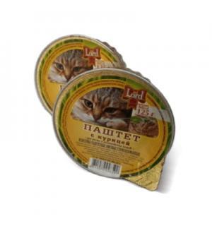 Паштет с курицей для роста и размножения кошек (0,125 кг)
